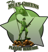 The Mean Greens,The Mean Greens - Plastic Warfare