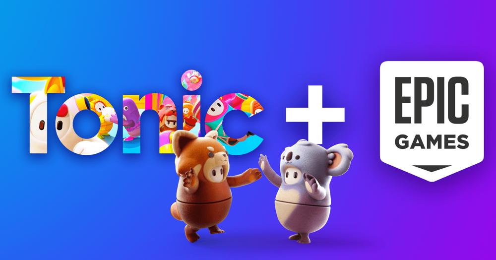 Epic Games 宣布收購《糖豆人:終極淘汰賽》開發商母公司 Tonic Games Group