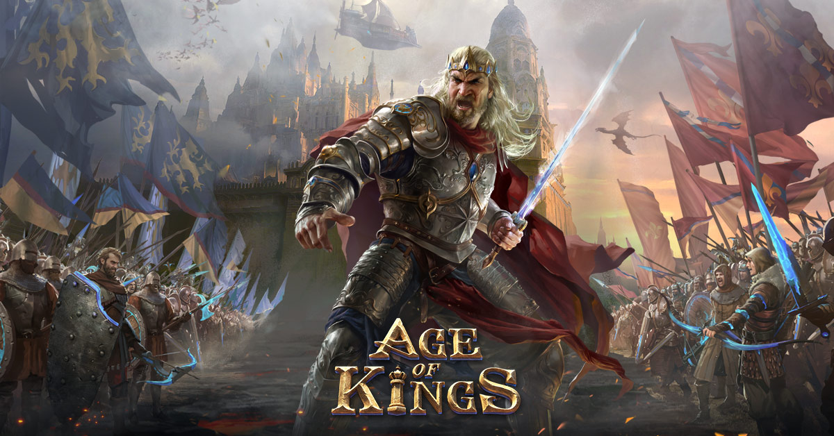 Age of king