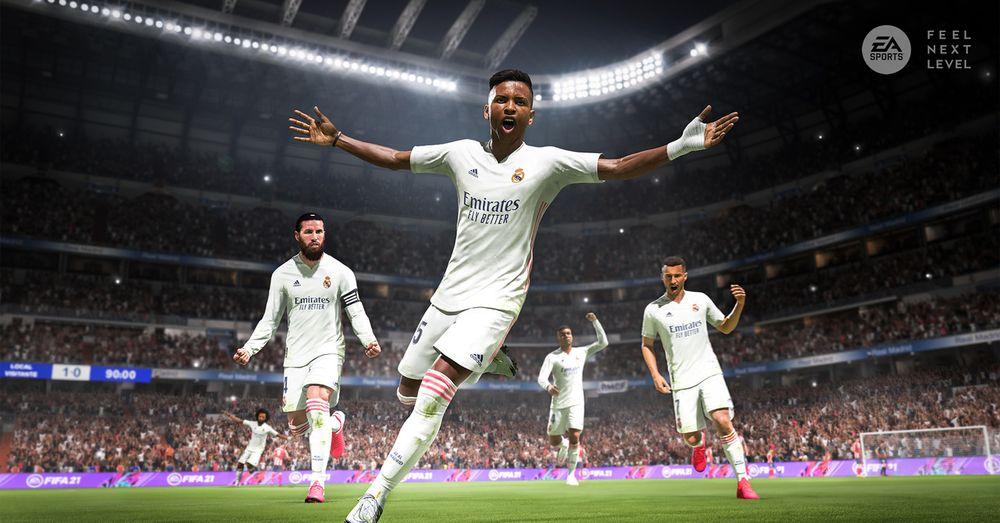 《國際足盟大賽 21》次世代主機版 12 月 4 日登場 帶給玩家最真實的賽事體驗