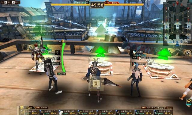 利用跳板可以快速到達敵方勢力