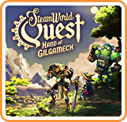 蒸汽世界 冒險,SteamWorld Quest: Hand of Gilgamech