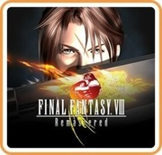 FINAL FANTASY VIII Remastered,ファイナルファンタジー VIII リマスター,FINAL FANTASY VIII Remastered