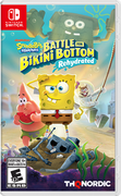 海綿寶寶:為比奇堡而戰 -重新灌水-,SpongeBob SquarePants: Battle for Bikini Bottom - Rehydrated
