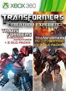 變形金剛:賽博坦體驗,Transformers: The Cybertron Experience