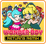 神奇男孩 歸來 Remix,Wonder Boy Returns Remix