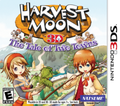 牧場物語 雙子村落 3D,牧場物語 ふたごの村 3D,Harvest Moon The Tale of Two Towns 3D