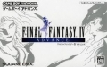 Final Fantasy IV for ADVANCE,ファイナルファンタジーIV アドバンス,Final Fantasy IV ADVANCE
