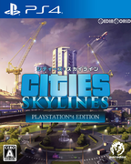 Cities: Skylines,シティーズ:スカイライン PlayStation 4 Edition,Cities: Skylines PlayStation 4 Edition