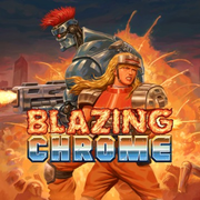 Blazing Chrome,Blazing Chrome