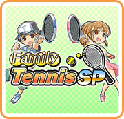 輕鬆網球 SP,おきらくテニス SP,Family Tennis SP