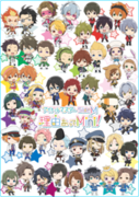 偶像大師 SideM Mini!,アイドルマスター SideM 理由あって Mini!,The Idolmaster Side M Mini!