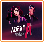 Agent A - 偽裝遊戲,Agent A – 偽装のパズル,Agent A: A puzzle in disguise