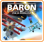 Baron: Fur Is Gonna Fly,Baron: Fur Is Gonna Fly