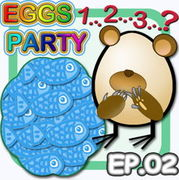 Eggs Party ep2:Count The Fish,Eggs Party ep2:Count The Fish
