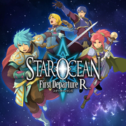 銀河遊俠 1:初次啟航 R,スターオーシャン 1 -First Departure R-,STAR OCEAN 1 -First Departure R-