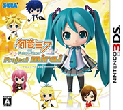 初音未來與明日之星 未來計畫,初音ミク and Future Stars Project mirai,Hatsune Miku and Future Stars Project mirai