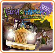 Edna & Harvey: The Breakout 十週年紀念版,Edna & Harvey: The Breakout – 10th Anniversary Edition