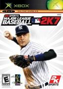 職棒大聯盟 2K7,Major League Baseball 2K7(MLB 2K7)