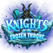 爐石戰記:冰封王座,hearthstone Knights of the Frozen Throne