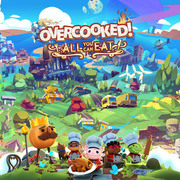 胡鬧廚房!全都好吃,Overcooked! All You Can Eat
