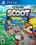Crayola Scoot,Crayola Scoot