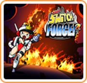 Mighty Switch Force! 2,Mighty Switch Force! 2