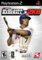 職棒大聯盟 2K8,Major League Baseball 2K8(MLB 2K8)