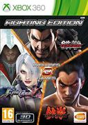 NAMCO 格鬥合輯,The Fighting Edition