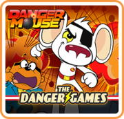 Danger Mouse: The Danger Games,Danger Mouse: The Danger Games
