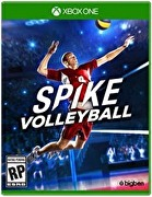 巔峰排球,Spike Volleyball