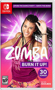 Zumba: Burn It Up!,Zumba de 脂肪燃焼!,Zumba: Burn It Up!