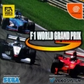 F1世界GP賽,F1 WORLD GRAND PRIX for Dreamcast