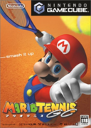 瑪利歐網球 GC,マリオテニス GC,Mario Power Tennis
