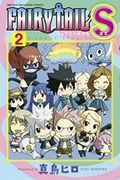 FAIRY TAIL 魔導少年 S,フェアリーテイル エス,FAIRY TAIL S
