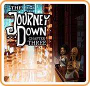 The Journey Down:第三章,The Journey Down: Chapter Three