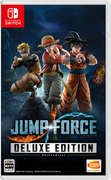 JUMP FORCE 豪華版,JUMP FORCE デラックスエディション,JUMP FORCE Deluxe Edition