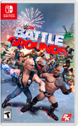 WWE 2K 殺戮戰場,WWE 2K Battlegrounds