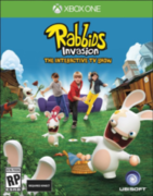 瘋狂兔子全面侵略 TV 互動遊戲,Rabbids Invasion: The Interactive TV Show