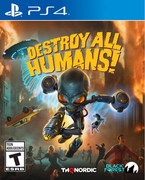 毀滅全人類!,Destroy All Humans!