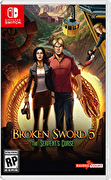 斷劍 5:蛇的詛咒,Broken Sword 5: The Serpent's Curse