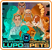 盧波教授與他可怕的寵物,Professor Lupo and his Horrible Pets