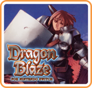 Dragon Blaze,ドラゴンブレイズ for Nintendo Switch,Dragon Blaze for Nintendo Switch