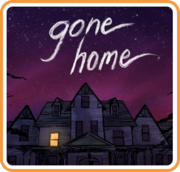 Gone Home,Gone Home