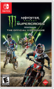 Monster Energy Supercross,Monster Energy Supercross