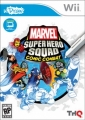 uDraw Q 版超級英雄大戰:漫畫大戰,uDraw Marvel Super Hero Squad: Comic Combat
