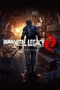 Immortal Legacy: The Jade Cipher Console Edition,Immortal Legacy: The Jade Cipher Console Edition