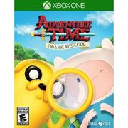 探險活寶:阿寶與老皮的史詩冒險,Adventure Time: Finn and Jake Investigations