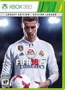 國際足盟大賽 18,FIFA 18