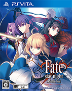 Fate/stay night [Realta Nua],フェイト/ステイナイト[レアルタ・ヌア],Fate/stay night [Realta Nua]